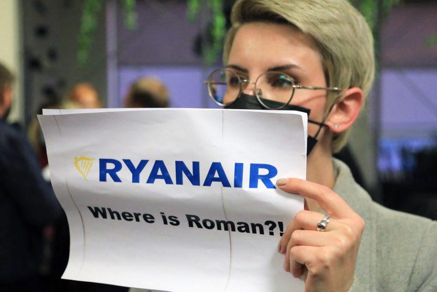 Ryanair CEO says Belarus plane grounding was 'state-sponsored piracy'