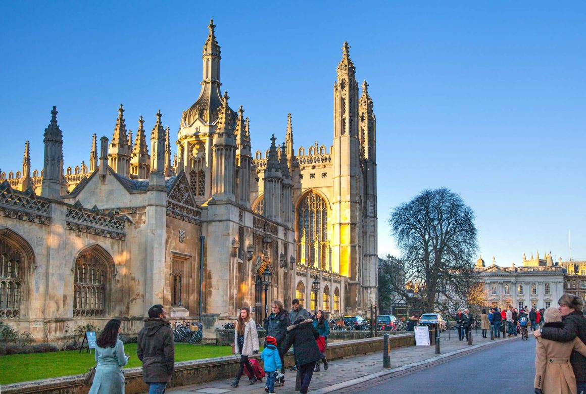 Chipmaker Arm has co-founded a 'deep tech' accelerator in Cambridge