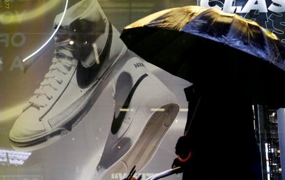 Nike (NKE) reports Q4 2021 earnings beat