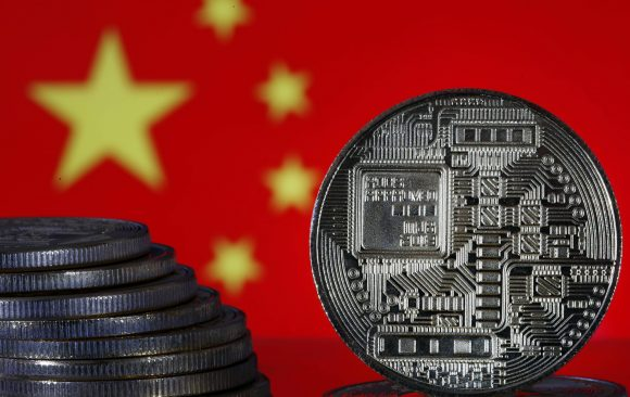 China 'all in' on its own crypto brand