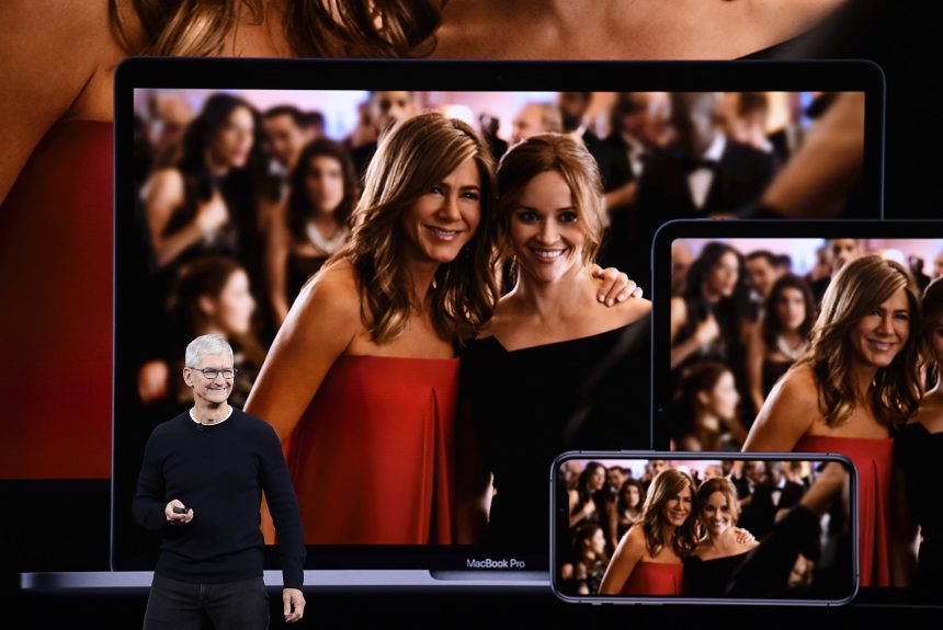 Apple told a showbiz union it had less than 20 million TV+ subscribers