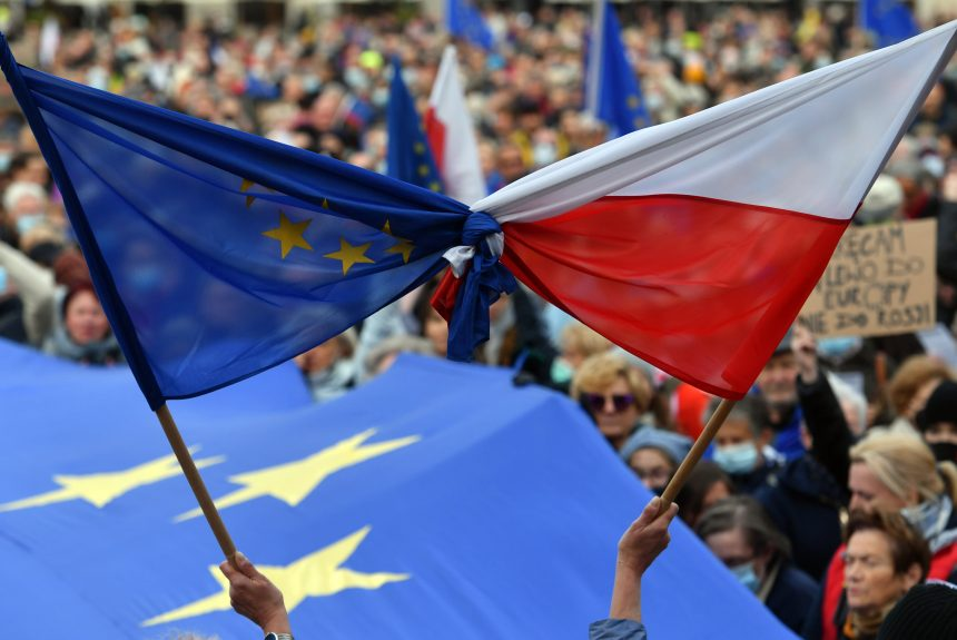 EU and Poland clash over funding and the rule of law