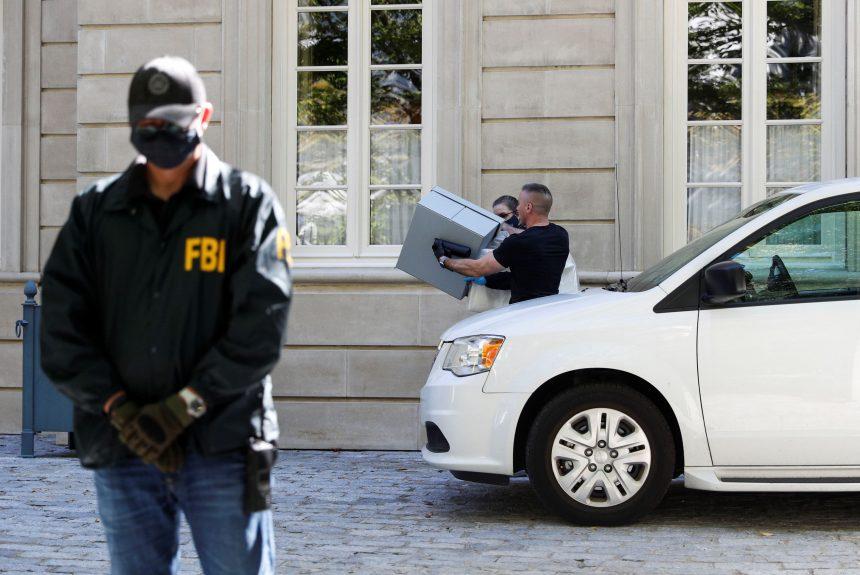 FBI raids home of Russian oligarch and Putin associate Oleg Deripaska